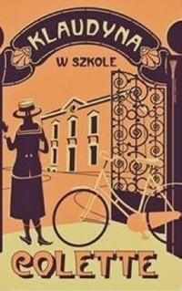 Okładka książki Klaudyna w szkole
