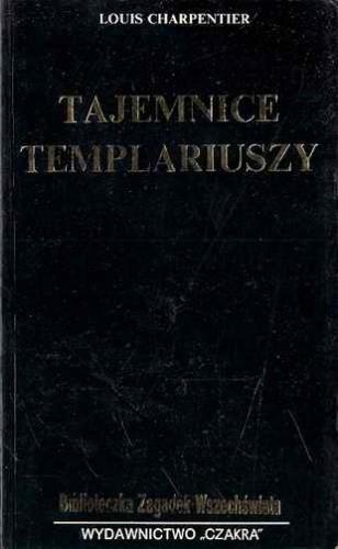 Okładka książki Tajemnice templariuszy