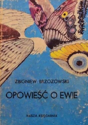 Okładka książki Opowieść o Ewie