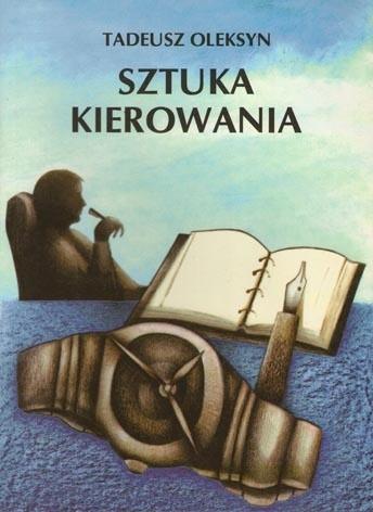 Okładka książki Sztuka kierowania