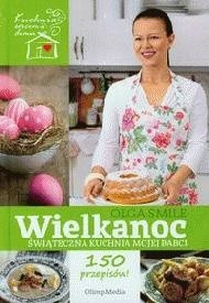 Okładka książki Wielkanoc Świąteczna kuchnia mojej babci