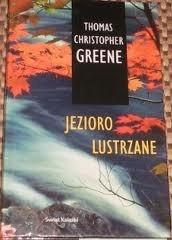 Okładka książki Jezioro lustrzane