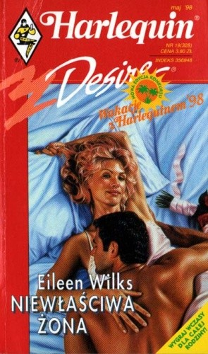 Okładka książki Niewłaściwa żona