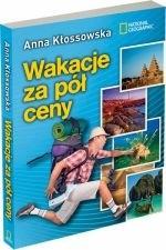 Okładka książki Wakacje za pół ceny