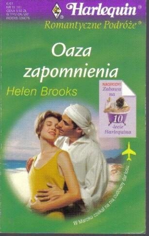 Okładka książki Oaza zapomnienia