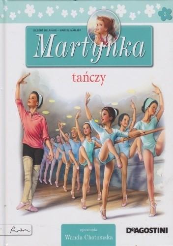 Okładka książki Martynka tańczy