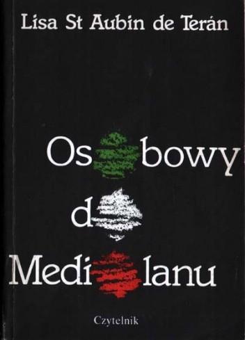 Okładka książki Osobowy do Mediolanu