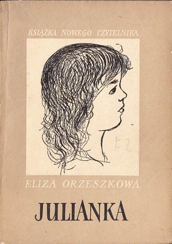 Okładka książki Julianka