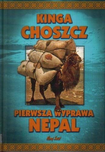 Okładka książki Pierwsza wyprawa - Nepal