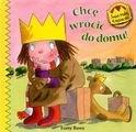 Okładka książki Mała księżniczka. Chcę wrócić do domu
