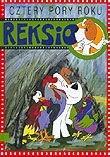 Okładka książki Reksio. Cztery pory roku