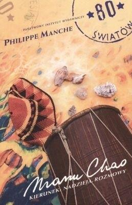 Okładka książki Manu Chao. Kierunek nadzieja. Rozmowy