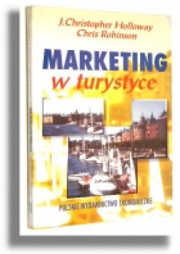 Okładka książki Marketing w Turystyce