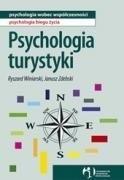 Okładka książki Psychologia turystyki