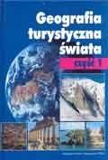 Okładka książki Geografia turystyczna świata - Cz. 1 - Kraje europejskie