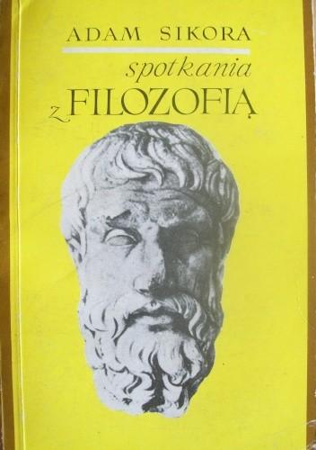 Okładka książki Spotkania z filozofią