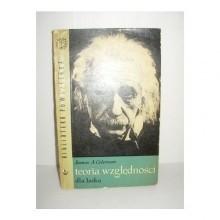 Okładka książki Teoria względności dla laika