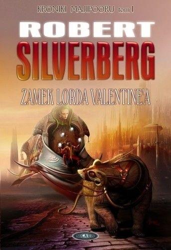 Okładka książki Zamek Lorda Valentine'a