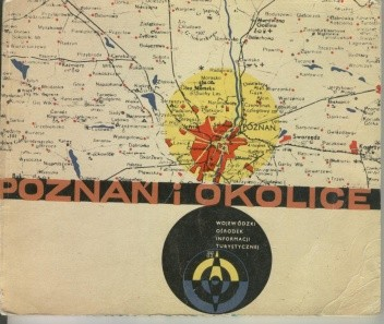 Okładka książki Poznań i okolice