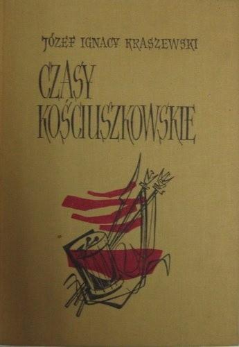 Okładka książki Czasy kościuszkowskie