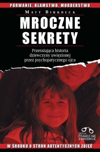 Okładka książki Mroczne sekrety