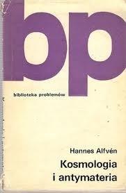 Okładka książki Kosmologia i antymateria