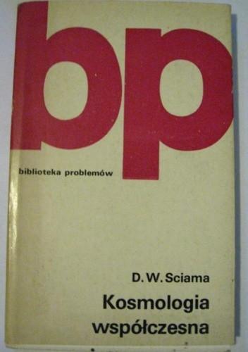 Okładka książki Kosmologia współczesna
