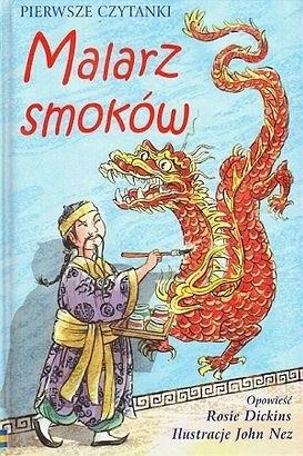 Okładka książki Malarz smoków