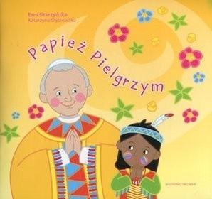 Okładka książki Papież Pielgrzym