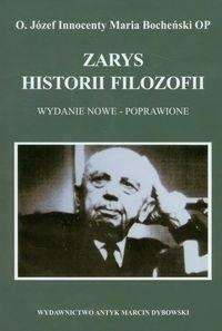Okładka książki Zarys historii filozofii