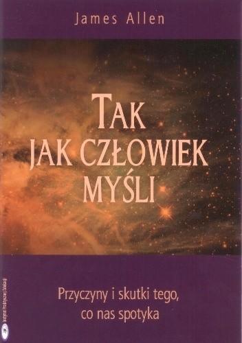 Okładka książki Tak jak człowiek myśli