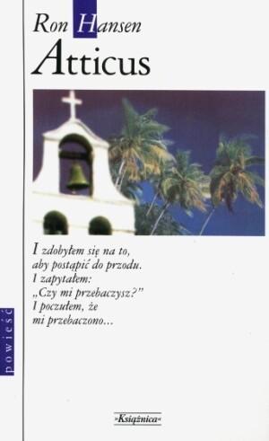 Okładka książki Atticus