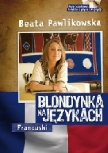 Okładka książki Blondynka na Językach – Francuski