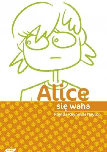 Okładka książki Alice się waha
