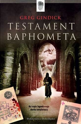Okładka książki Testament Baphometa