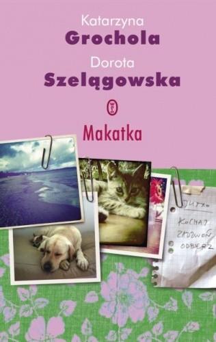 Okładka książki Makatka