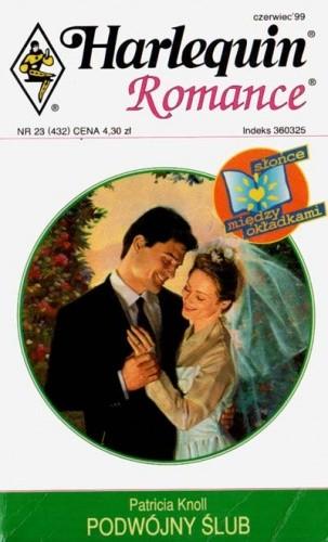 Okładka książki Podwójny ślub