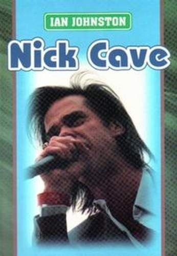 Okładka książki Nick Cave