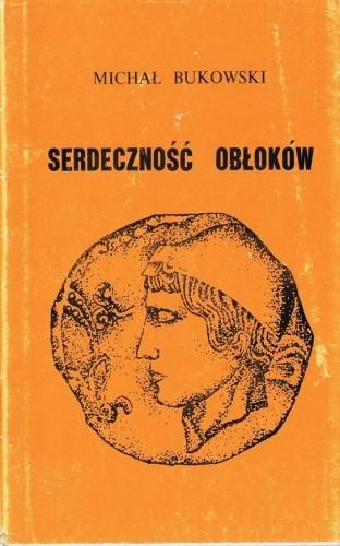 Okładka książki Serdeczność obłoków