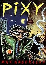 Okładka książki Pixy