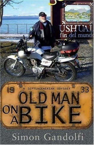 Okładka książki Old Man on a Bike