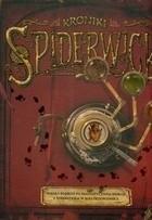 Okładka książki Kroniki Spiderwick Wielka podróż po fantastycznym świecie z Naparstkiem w roli przewodnika