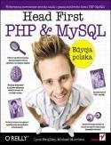 Okładka książki Head First PHP & MySQL