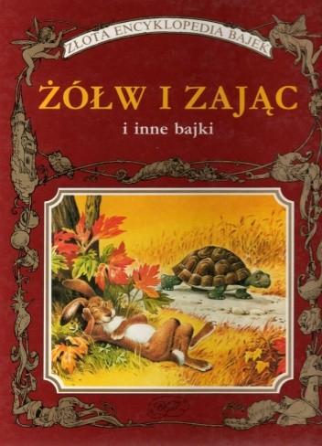 Okładka książki Żółw i zając