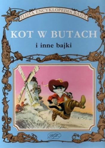 Okładka książki Kot w butach i inne bajki