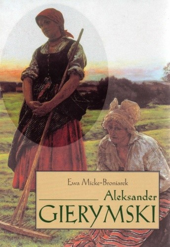Okładka książki Aleksander Gierymski
