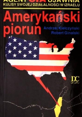 Okładka książki Amerykański piorun