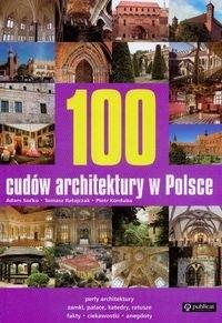 Okładka książki 100 cudów architektury w Polsce