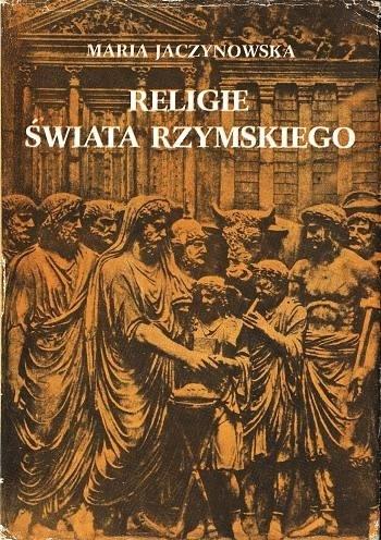 Okładka książki Religie świata rzymskiego