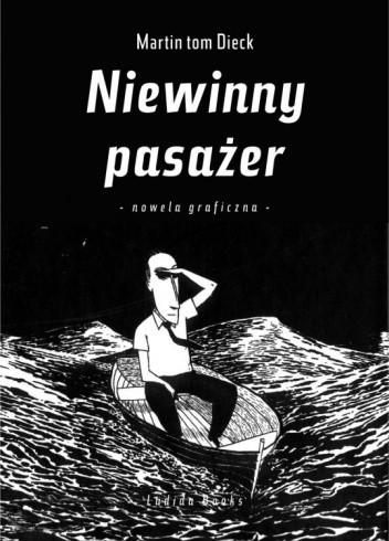 Okładka książki Niewinny pasażer